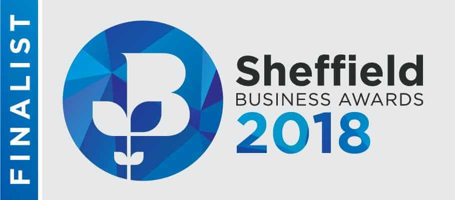 Sheffield Business Awards 2018 Finalist