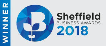 Sheffield Business Awards 2018 Winner